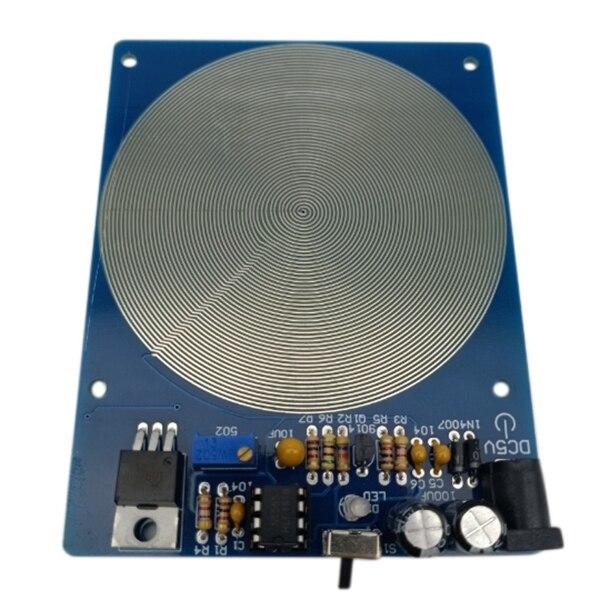 DC 5V 7,83 HZ generador de onda de pulso de frecuencia Ultra baja o resonador con caja