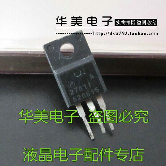 Envío gratis. transistor A2761I 27611 A27611 Cristal líquido importado