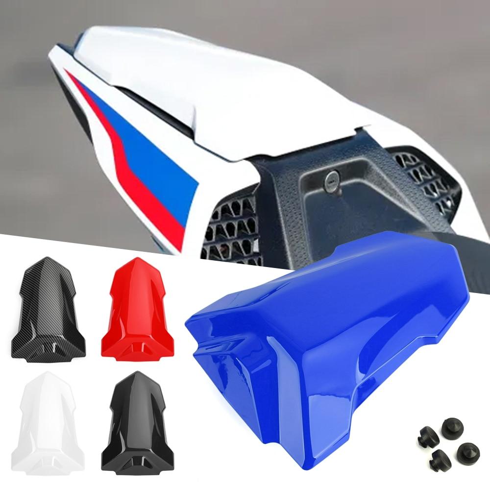 لسيارات BMW S1000RR S1000R 2019 2020 2021 S 1000 RR Injetion غطاء الذيل هدية دراجة نارية غطاء مقعد خلفي قسم الذيل هدية