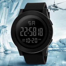 Digital Military Sport Watches Men Led Waterproof Watches Luxury Running Date Intelligent Electronic