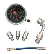 250Mpa/400Mpa Common Rail High Pressure tester for diesel oil circuit common rail plunger, common rail tube pressure test gauge