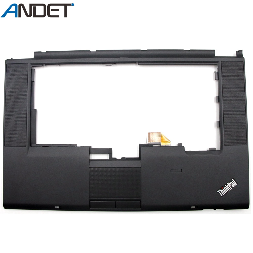Nuevo para Lenovo ThinkPad T520 T520I W520 palmest cubierta vacía caja superior teclado bisel 04W1365 04W1366 04X3735