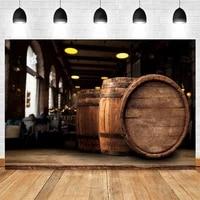 yeele oktoberfest bar party decor backdrop photographic wooden wine barrel poster background photography for photo stuid props
