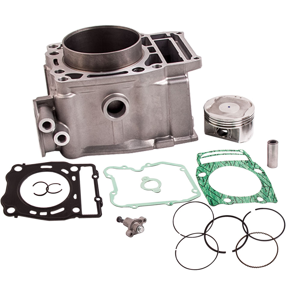 Kit de extremo superior de juntas de pistón de cilindro para Polaris Ranger 500 ATP Xplorer 1997 3086200,3085074, 3085371