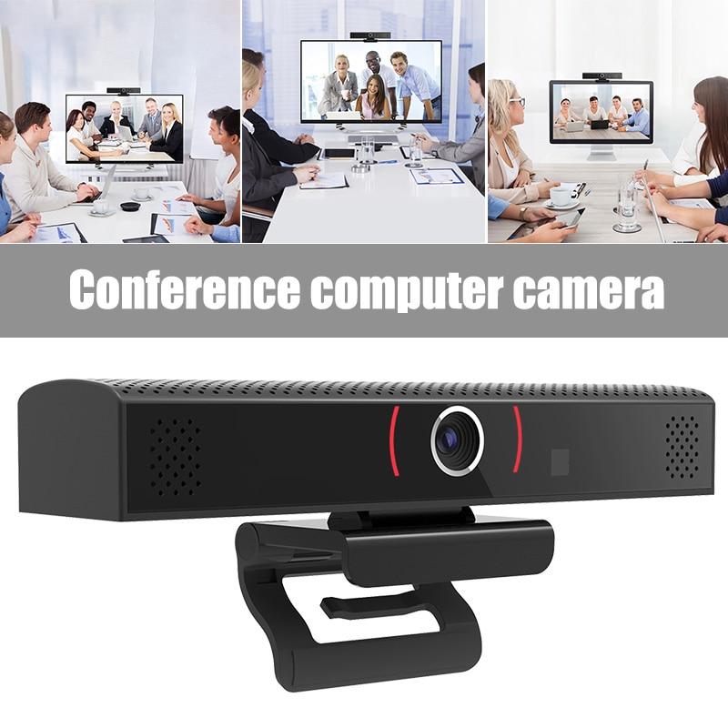كاميرا ويب خارجية رقمية ، ميكروفون مدمج ، برنامج تشغيل مجاني ، 1808 بكسل ، مؤتمر فئة عبر الإنترنت ، DJA99