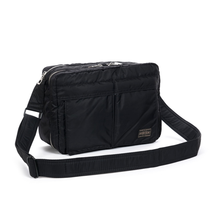 Head Porter Crossbody Bags for Women Casual Nylon Bag Fashion Handbags Multi-pocket Multifunction Bo