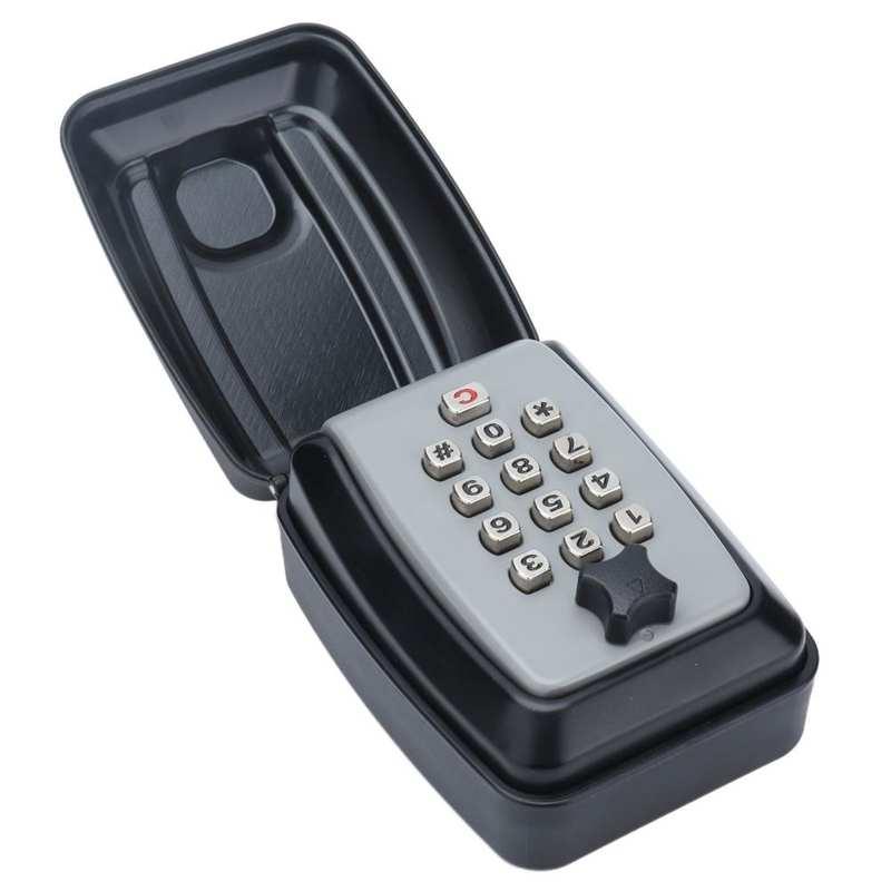 كلمة السر مفتاح تخزين مفتاح القفل اقفال الصناديق مريحة للخارج