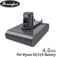 Bonadget remplacement 22.2V 4000mAh DC31 type-a batterie pour Dyson DC31 DC31A DC35 DC44 DC45 batterie pour outil électrique portable