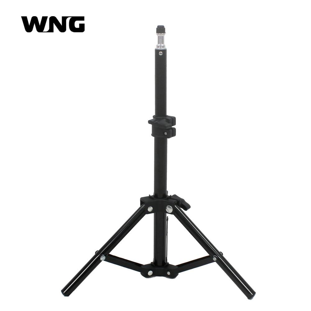 Portable Tripod Light Stand 50CM with 1/4 Screw for Softbox Photo Studio Photographic Lighting Flash Umbrella Refletor