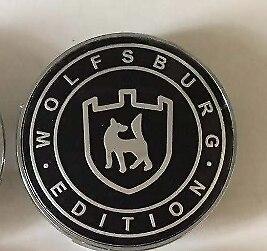 4x68mm wolfsburg edição roda do carro centro hub tampas emblema emblema decalque adesivos
