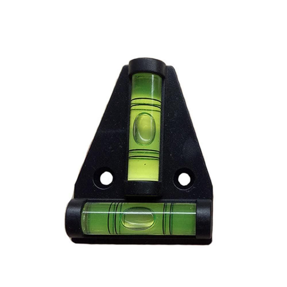 Высокое качество, 1 шт./лот, акриловый Инструмент T-Level, RV Camper Tralier с автодом, грузовик, лодка, консоль, стол, измерение, мини уровень, пузырь, Новинка