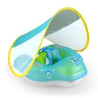Надувной плавательный поплавок для младенцев, детский плавательный бассейн, аксессуары для купания, летние игрушки, кольца для малышей