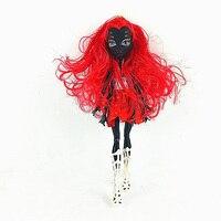 Новинка 2019, высококачественные модные куклы Дракулаура/Клодин Волк/Фрэнки Штайн/черный паук WYDOWNA, подвижные игрушки для девочек, подарок
