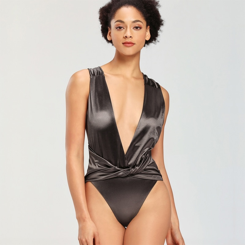 swimwear women patchwork swimsuit one piece halter backless sexy hollow out one piece swimsuit bathing suits Sexy Women Bikini One Piece Swimsuit Cross Swimwear Bathing Suits Woman Bodysuit Beachwear Backless