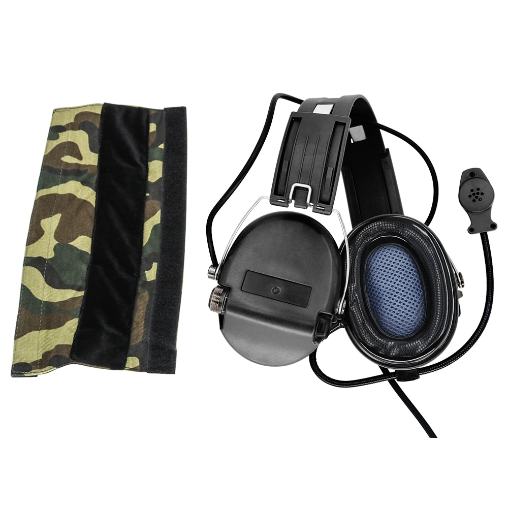 Tactical SORDIN Pickup Noise Reduction Headset Sordin Tactical Headset Electronic Shooting Hunting Airsoft Military Headset enlarge
