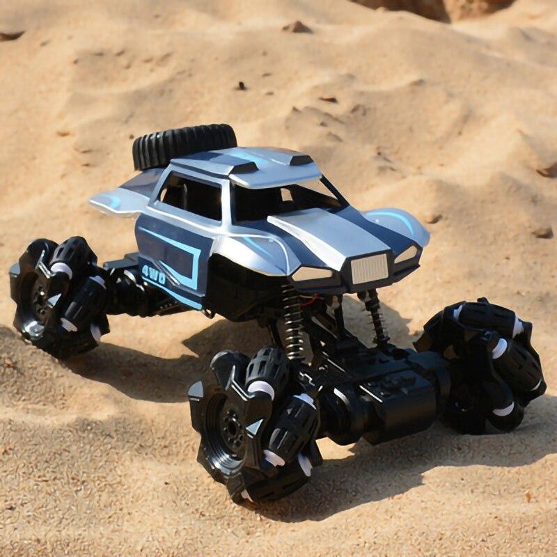 RC Car 2.4Ghz Racing 4WD Radio Control Stunt Car Twisting Off-Road Vehicle  Climb Crawler Model Toys for Kids