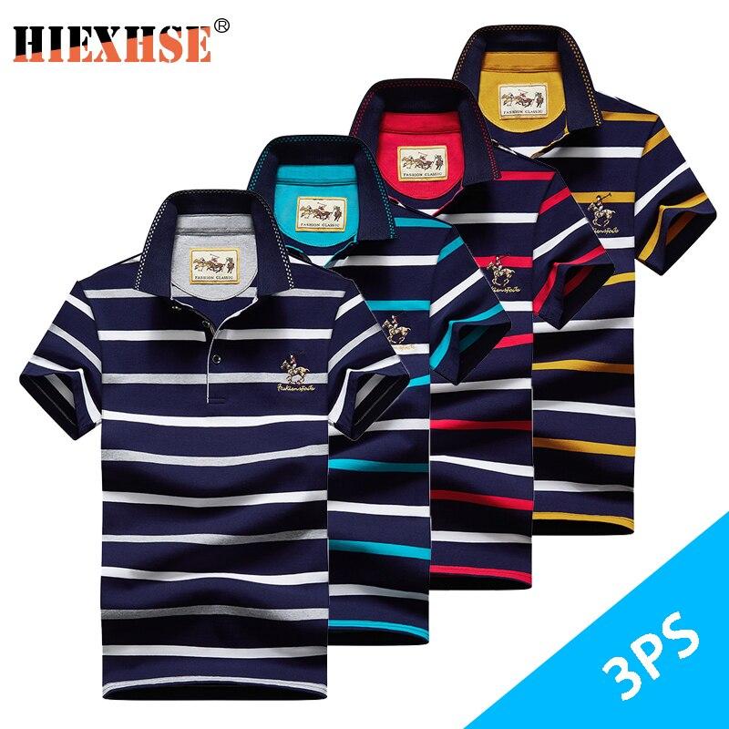 الرجال بولو قميص ثلاث قطع طويلة الأكمام بولو قميص الصيف العلامة التجارية الجديدة عارضة التطريز بولو قميص عارضة قمصان البولو الرجال بولو