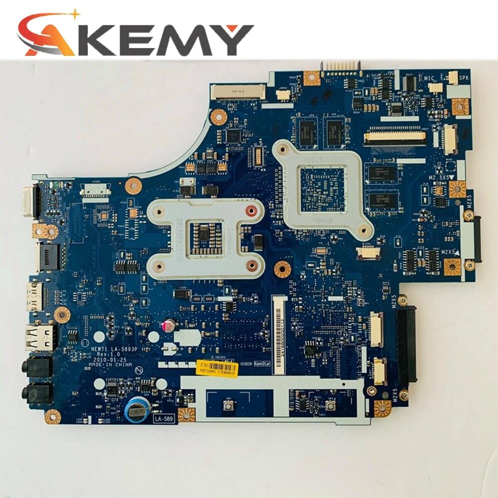 LA-5893P for ACER 5742 5742G 5741 5741G Laptop motherboard GPU GT420M HM55 LA-5891P LA-5894P LA-5893P Mainboard