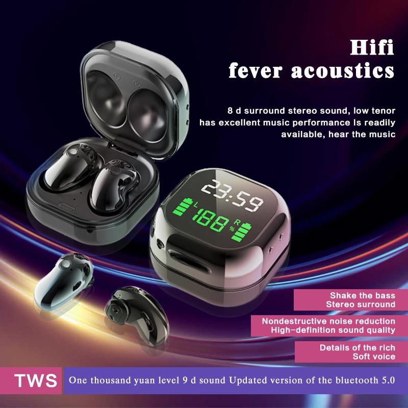 Tronsmart-auriculares inalámbricos para ordenador portátil, audífonos con Bluetooth, Mini auriculares deportivos de...