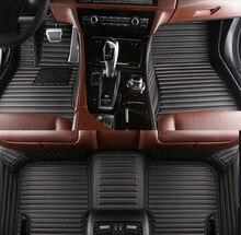 Tapis de haute qualité! Tapis de sol spéciaux faits sur commande de voiture pour Audi Q3 2019 tapis imperméables durables de voiture pour Q3 2020, livraison gratuite