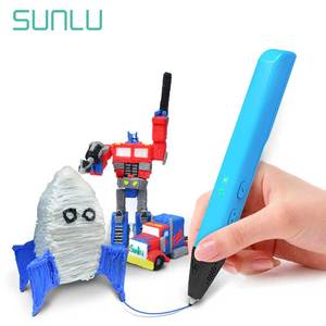 3D Printing Pen For Children Drawing 3D Print Pen Support Low Temperature PCL And PLA Filament 1.75mm  Creative Toy Gift