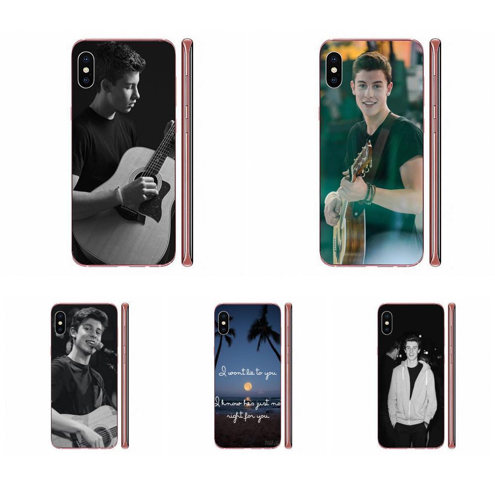 Shawn Mendes Fashion For LG G3 G4 G5 G6 G7 K4 K7 K8 K10 K40 K50 Q6 Q60 V10 V20 V30 V40 Nexus 5 5X 2017 Soft TPU New Fashion