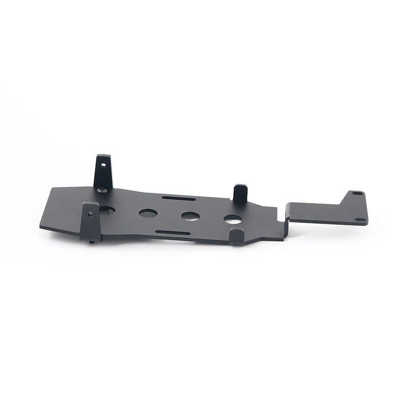 Low LCG Battery Tray Mounting Chassis for 1/10 Traxxas TRX4 TRX-4 Defender RC Tracked Car Battery Holder Accessories enlarge