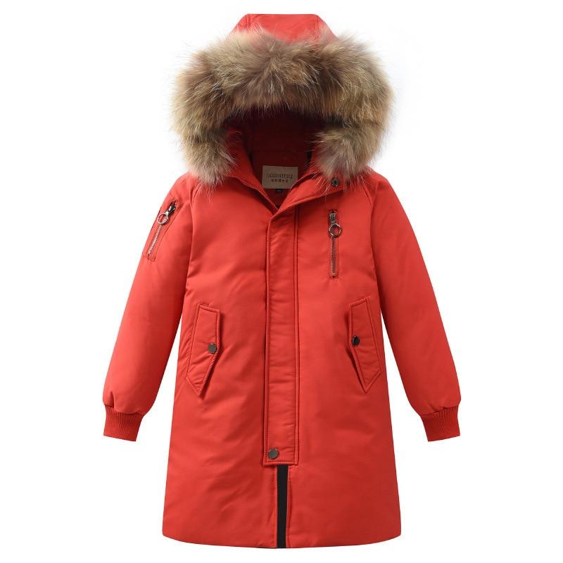 6-16Year Children Boys Jacket 2019 Autumn Winter Jacket For Boy Children Jacket Kids Hooded Warm Outerwear Coat For Boy Clothes
