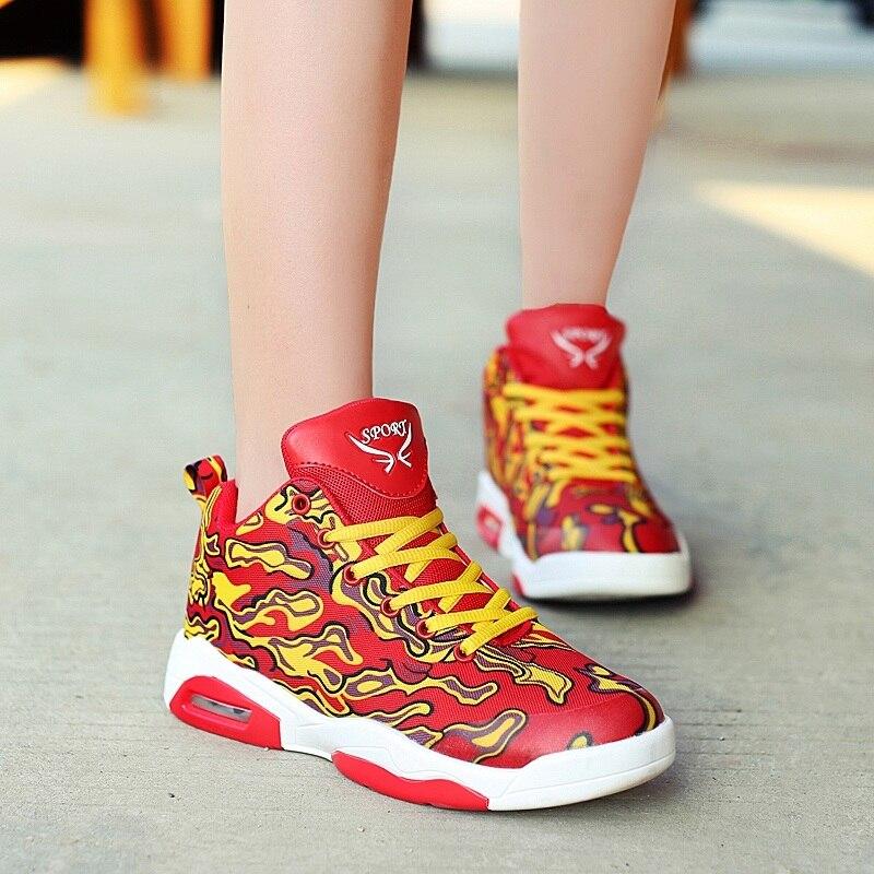 Zapatos de lona de camuflaje de moda, zapatillas de deporte transpirables para mujer, zapatos casuales para hombre, zapatos de Skate de Graffiti, zapatillas deportivas para mujer XU077