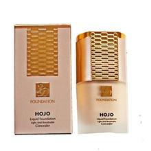 HOJO Natural Make Up Base Cosmetic Full Cover Concealer Makeup Cream Face Corrector Waterproof 2 colors