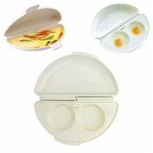 Olla para tortilla de microondas, útil, de dos huevos, de alta calidad, 1 Uds., utensilio de cocina para el hogar