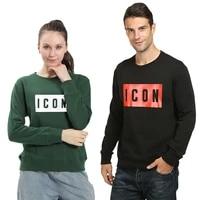 dsq brand winter style mens hoodie 100 cotton casual long sleeve unisex hoody warm icon letter black hoodie sweatshirt for men