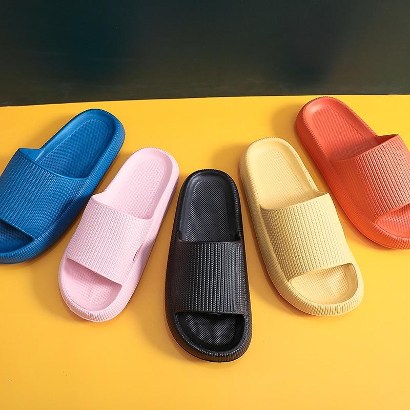 VIP Women Thick Platform Slippers