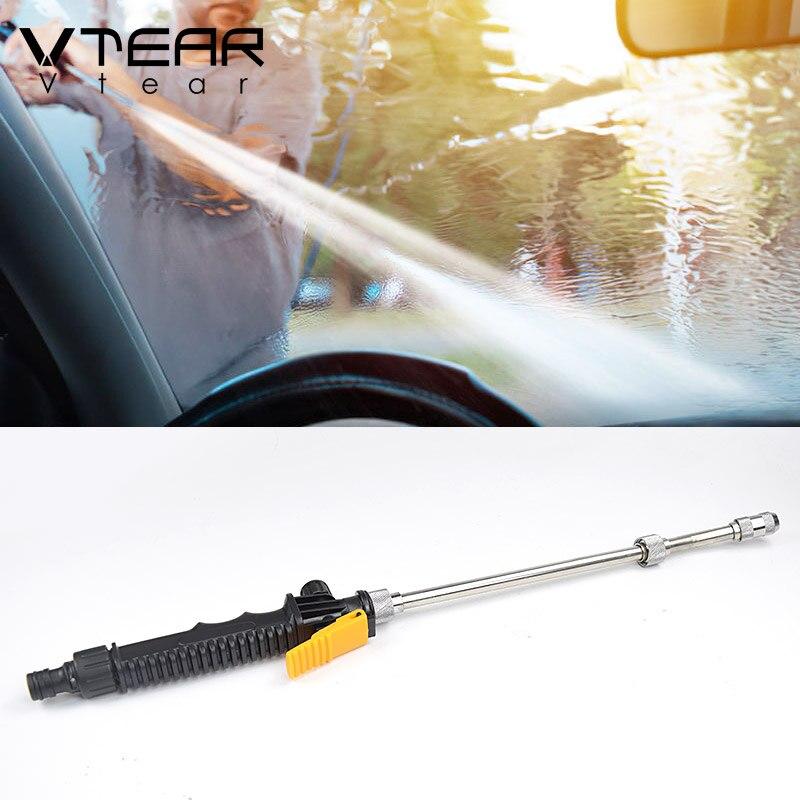 Vtear pistola de água de alta pressão, ferramenta de limpeza spray de água de alta pressão para carro, acessórios