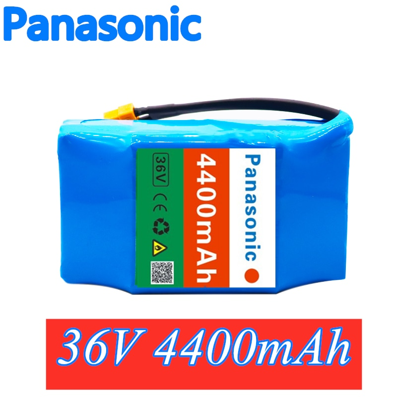 100% New Original 36v 4.4ah lithium battery 10s2p 36v battery 4400mAh lithium ion pack 42V 4400mah scooter twist car battery