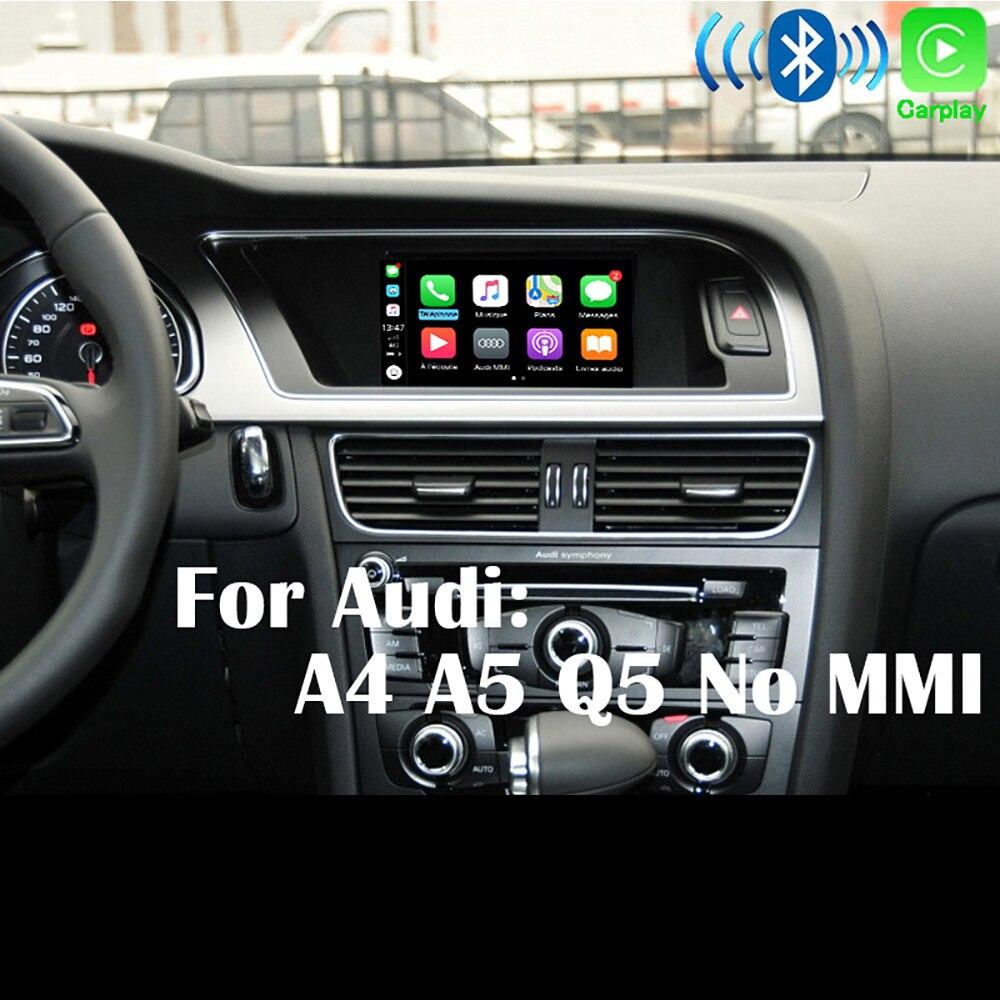 2014-2019 Wireless Apple CarPlay dongle for Audi A1A3 A4 A5 A6 A7 A8 Q2 Q3 Q5 Q7 MMI Car Play Android Auto Mirror Reverse Camera