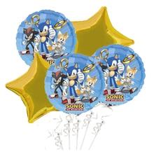 12 pièces/lot Ryans World ballons Ryans jouets examen ballon bébé joyeux anniversaire fête fournitures jouets pour enfants Globos