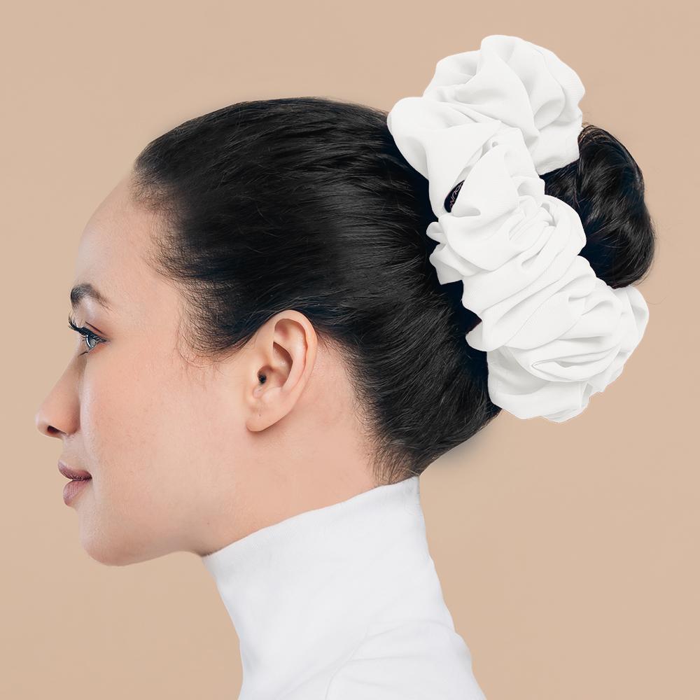 Завязка-для-волос-для-мусульманских-женщин-шифоновая-резинка-красивый-хиджаб-объемная-резинка-большой-головной-платок-аксессуары