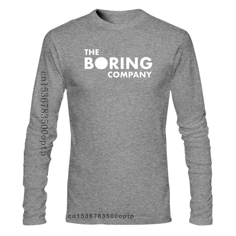 New Elon Musk T-Shirt The Boring Company Technology Enthusiasts Spacex Unisex Top Summer O Neck Tops Tee Shirt