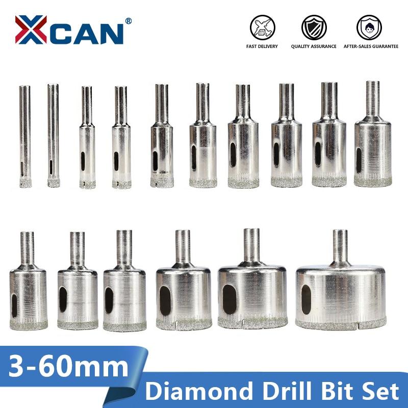 Wiertło diamentowe o średnicy 3-60 mm do wiertła diamentowego do otworów wiertniczych z marmuru i szkła ceramicznego