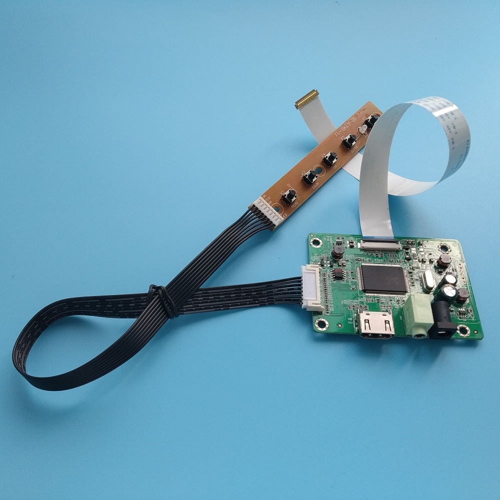 Для N156HCE-EAA Rev. C1 N156HCE-EN1 драйвер плата контроллера монитор ЖК светодиодный HDMI 15,6