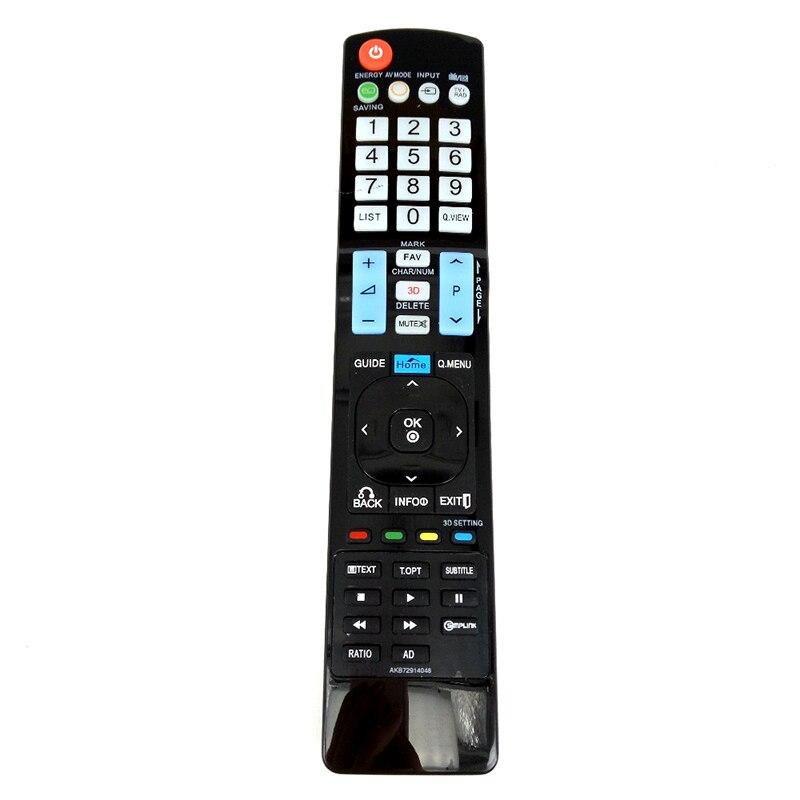 New AKB72914048 For LG 3D TV Remote Control for 32LW4500 42LW4500 47LW450U 47LW451C 47LW5600 55LW4500 Fernbedienung