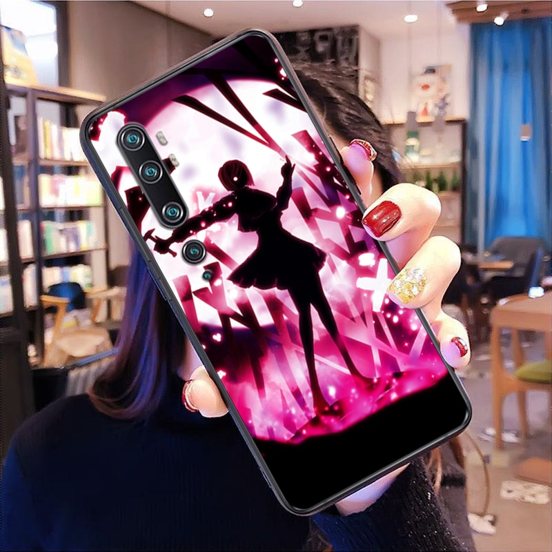 Jujutsu Kaisen Sukuna Fushiguro Megumi Yuji Itadori Satoru Gojo Phone Case For Xiaomi CC9e CC9 Pro Cases Funda Back Cover Coque