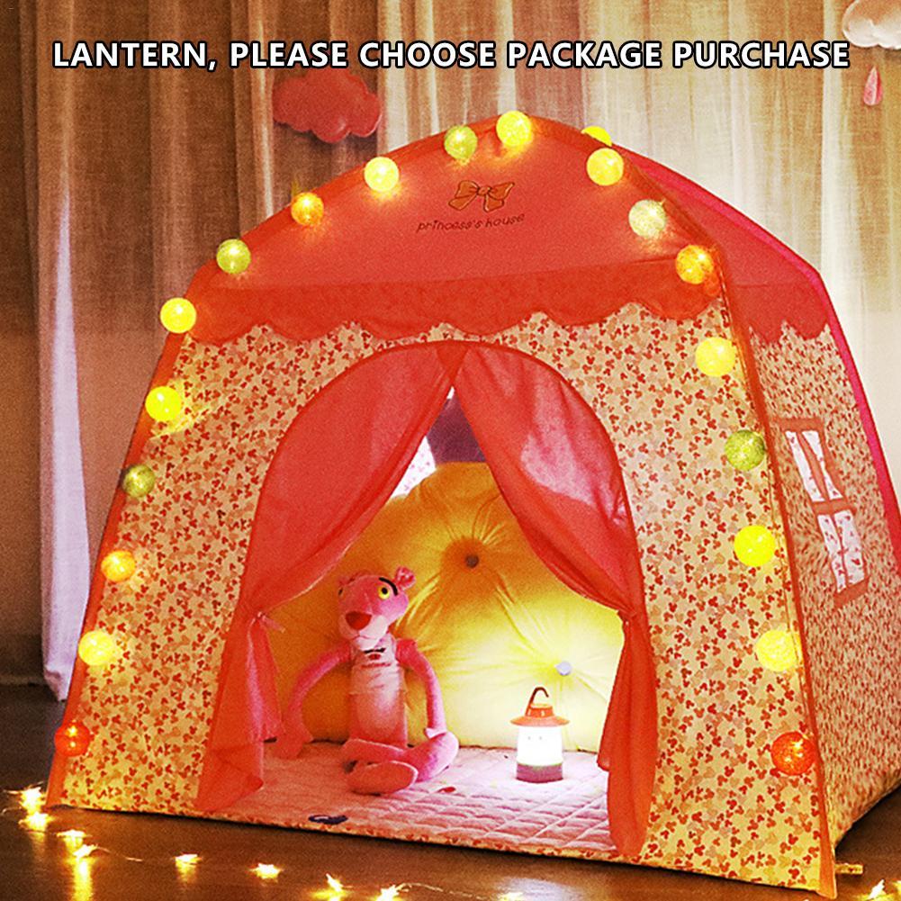 Tienda de campaña portátil para niños, tienda de campaña de princesa fácil de montar, tiendas de campaña para niños, regalos Cubby