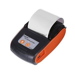 Wireless Portable Thermal Printer Mini 58mm USB POS Receipt Printer For Restaurant and Supermarket E-shops EU US UK PLUG