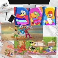 disney the three caballeros silicone largesmall pad to mouse pad game size for large edge locking speed version game pad