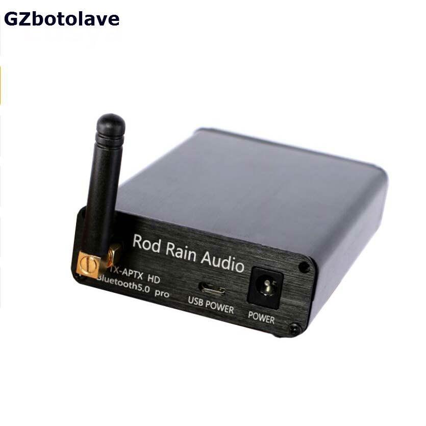 CSR8675 módulo Bluetooth 5,0 decodificador de Audio APTX HD receptor de Audio inalámbrico PCM5102DAC