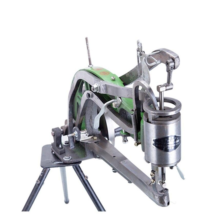 Una máquina de coser hecha A mano de zapatos hechos A mano de la mejor calidad, máquina de reparación de zapatos con manivela para todo tipo de zapatos 46*37cm