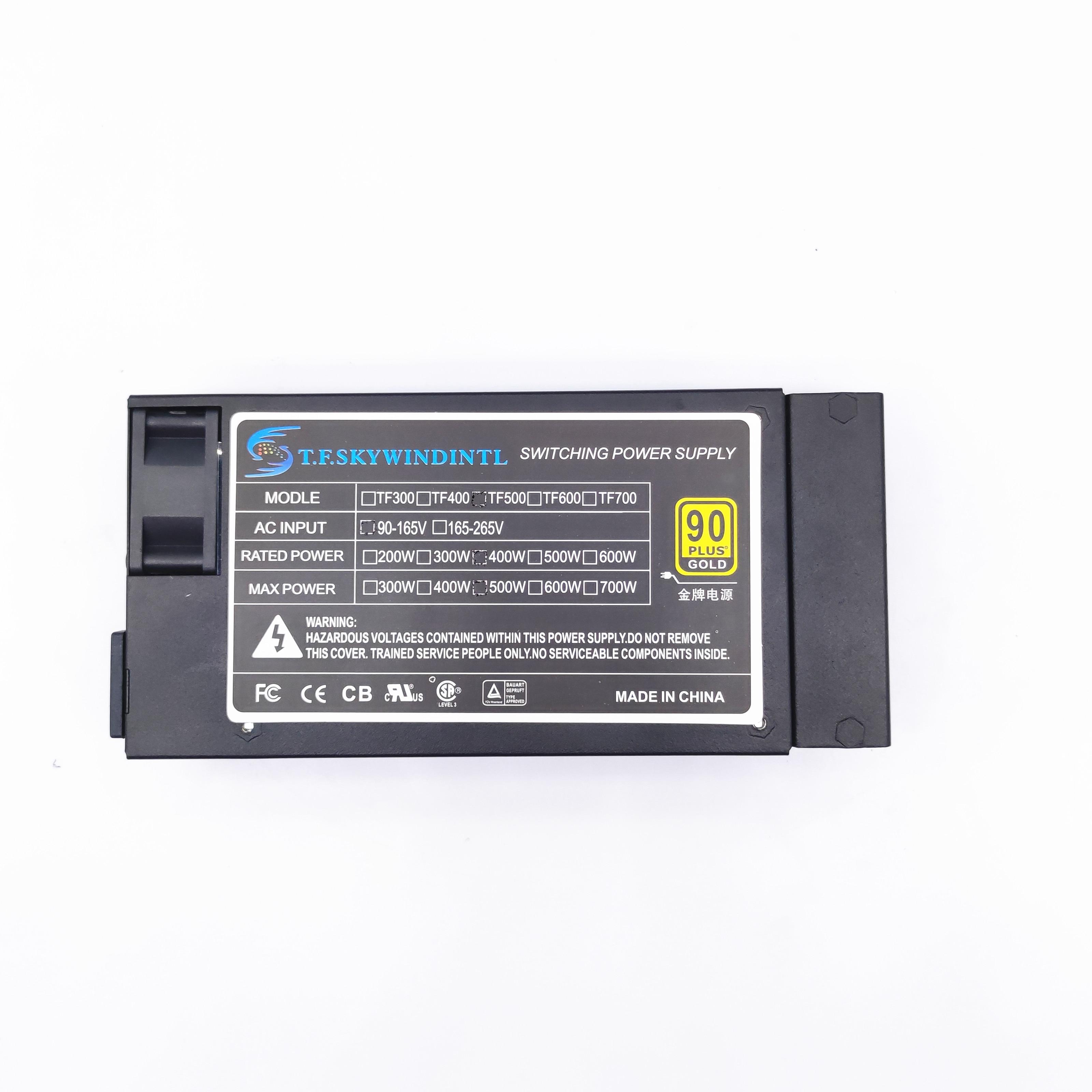 Flex 400W PSU Active PFC 400W ATX Flex Full Modular Power Supply for POS AIO system Small 1U (Flex ITX) Computer Power Supply new psu for xinhang flex itx k39 k35 s3 e200 small 1u rated 350w peak 400w power supply xh 3501psu fsp270 60le fsp250 50gub