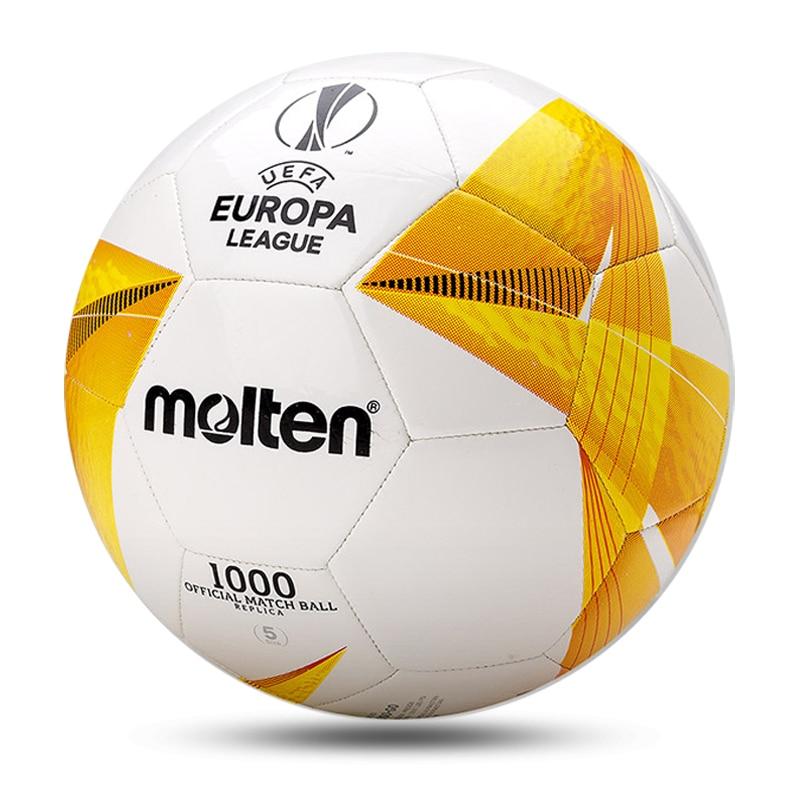 Molten Soccer Ball Original Official Size 4 Size 5 High Quality Team Sports Training Match Football League Balls futbol bola